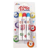 Bingo Markers, 3st
