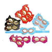 Maskers Superheld, 12st.