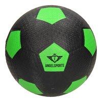 Straatvoetbal Rubber Groen