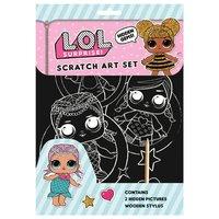L.O.L. Surprise Scratch Set