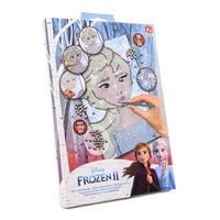 Disney Frozen II Pailletten Kunst