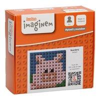 Ludos Pixel by Number - Varken, 144st.