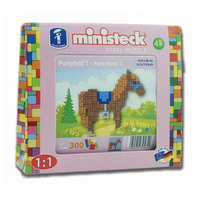 Ministeck Pony, 300st.