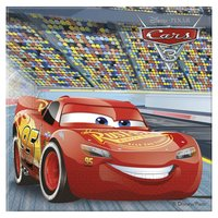 Cars 3 Servetten, 20st.