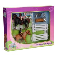 Paarden, Ruiters en Accessoires