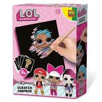 SES L.O.L. Scratch Surprise
