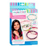 Make It Real - Regenboog Armbandjes Maken