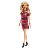 Barbie Fashionistas Pop - Patched Plaid
