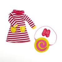 Lottie Accessoires Raspberry Ripple Outfit