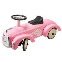 Loopauto Roze