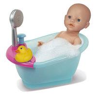 New Born Baby Poppenbad