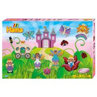 Hama Strijkkralenset Fairies, 6000st.