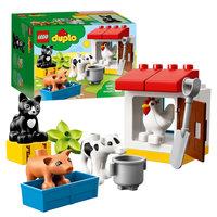 LEGO DUPLO 10870 Boerderijdieren
