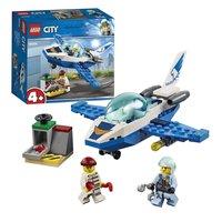 LEGO City 60206 Luchtpolitie Vliegtuigpatrouille