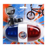 Fiets-sirene Politie met Licht