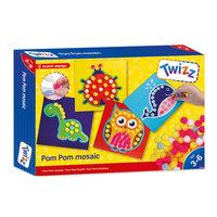 Twizz Pom Pom Mozaïek