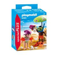 Playmobil 9085 Kinderen met Zandkasteel