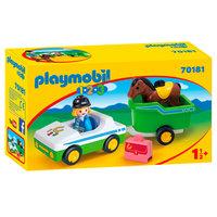 Playmobil 70181 Wagen met Paardentrailer
