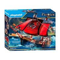 Playmobil 70411 Piratenschip, 132dlg.