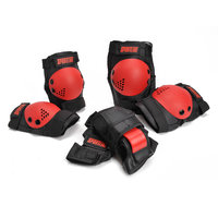 Sports Active Beschermset Rood, maat XS