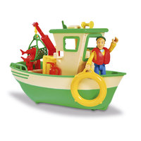 Brandweerman Sam Charlie's Vissersboot
