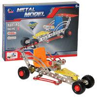 Constructie Metaal Raceauto, 109dlg.