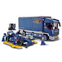 Sluban Racing Team Vrachtwagen