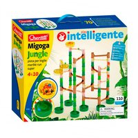 Quercetti Knikkerbaan Migoga Jungle, 110dlg.