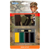 Schmink Set Camouflage