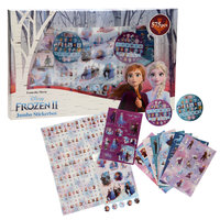 Disney Frozen 2 Stickerset XL, 575dlg.