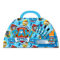 Luxe Kleurkoffer Paw Patrol 49dlg.