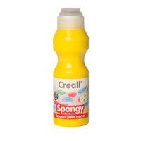 Creall Spongy Verfstift Geel, 70ml