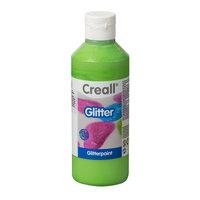 Creall Glitterverf Groen, 250ml