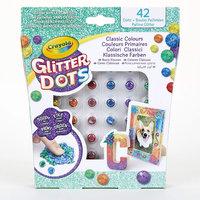 Crayola Glitter Dots Basiskleuren