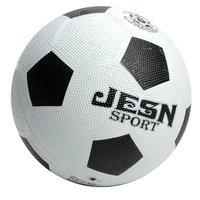 Straatvoetbal Zwart/Wit