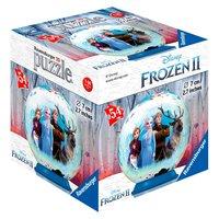 Disney Frozen 2 3D Puzzel, 54st.