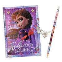 Disney Frozen 2 Geheim Notitieboekje