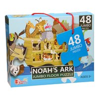 Vloerpuzzel XL Noach's Ark, 48st.