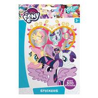 Totum My Little Pony Stickervel, 4st.