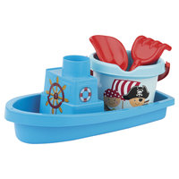 Strandset Piraten Boot