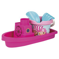 Standset Piraten Boot Roze