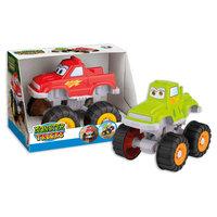 Zandbak Monster Truck