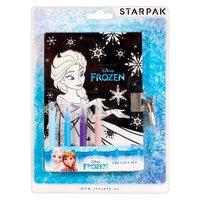 Disney Frozen Dagboek met Stiften
