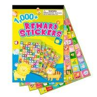 Stickerboek met Beloningsstickers