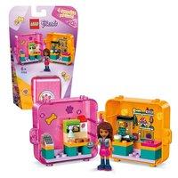 LEGO Friends 41405 Andrea's Winkelspeelkubus