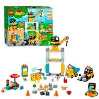 LEGO DUPLO 10933 Construction Torenkraan Bouwterrein