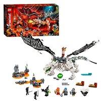 LEGO Ninjago 71721 Skull Sorcerer's Draak