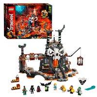 LEGO Ninjago 71722 Skull Sorcerer's Kerkers