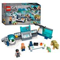 LEGO Jurassic World 75939 Dr. Wu's laboratorium: Ontsnapping