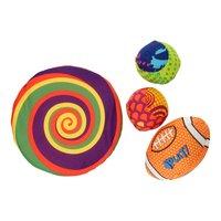 Splash Waterballen en Frisbee